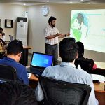IQVIA training workshop held for marketing & BD functions