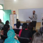 Diabetes Awareness Session at the Cathedral School, Lahore
