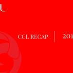 CCL RECAP 2019