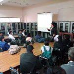 Awareness session on Traumatic Brain Injury