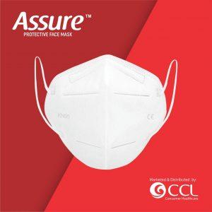Assure KN95 Face Masks
